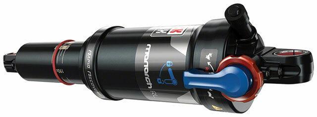 "RockShox Monarch RL Rear Shock, 6.50x1.50"" (165x38mm), C2"
