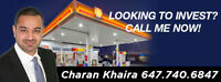 Looking to Invest in Gas Stations in the GTA Toronto Area? CALL