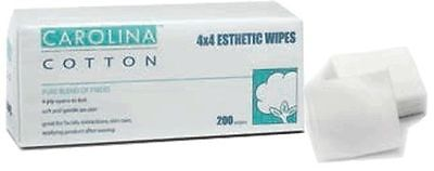 Carolina Cotton Esthetic Wipes - 4