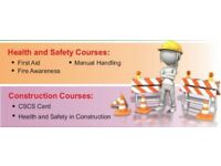 CSCS Green Card Course | Health and Safety Training | Southall London