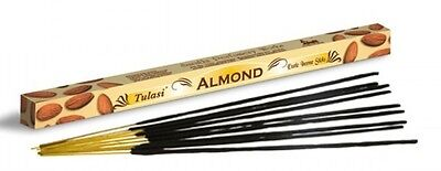 Tulasi  'Almond' Incense Sticks  - Insence! (S74)