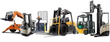 Fork lift repairs  Penrith Penrith Area Preview