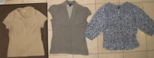 $12 for ALL: Branded Spring / Summer Tops, Size M - L