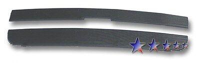 Billet Grille Insert 03 - 11 Chevy Express Van Front Upper Black Aluminum Car