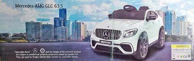 Mercedes Glc 63S Infantil Coche Eléctrico Coche Niños Vehículo Eléctrico