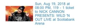 Nick Cannon Wild N Out