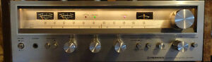 VINTAGE-Pioneer SX-580 AM/FM Stereo Receiver-Mint-Has PHONO IN