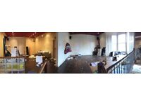 LARGE SHOP/OFFICE SPACE TO LET - BOULEVARD WESTON-SUPER-MARE