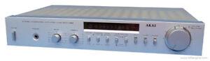 Akay am u22 vintage integrated amp.