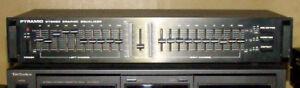 PYRAMID SEA 4600 10 band stereo Equalizer.