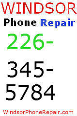 iphone 5s screen lcd repair on DOUGALL AVE NEAR WALMART Windsor Region Ontario image 1