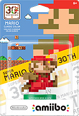 30th anniversary Mario amiibo sale or trade   Selling or trading