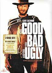 The Good,The Bad & the Ugly-New and sealed 2 dvd collector's set