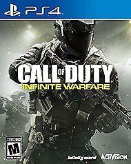Call of duty infinite warfare for ps4 £15.00 ono