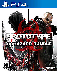 Bundle ps4 prototype 1 et 2