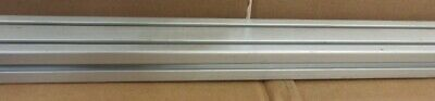 8020 T-slot Aluminum Extrusion 40-4080-lite 40 X 80 Mm 6-open Slots 56.75 L