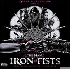 Various - The Man With the Iron Fists