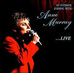 An Intimate Evening With Anne Murray cd-Excellent condition