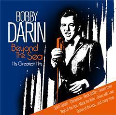 CD Bobby Darin Beyond The Sea His Greatest Hits  2CDs