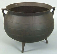 WANTED CAST IRON CAULDRONS OR POTS
