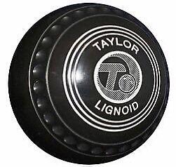 Thomas Taylor Lignoid Lawn bowls size 4