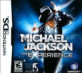Michael Jackson: The Experience (Nintendo DS, 2010) NEW IN PACKAGE