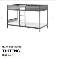 Ikea bunk beds with mattress
