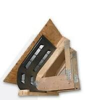 Accuvent Roof Ventilation - Pack of 50