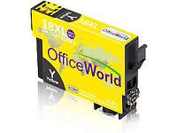 18XL Ink Cartridges Office World C,M,Y Brand New
