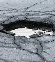 Réparation asphalte/Scellant de qualité