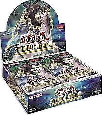 Yu-Gi-Oh Shadows over valhalla booster box