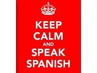 Spanish Conversation Sessions