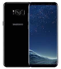 Unlocked Samsung Galaxy S8+ Midnight Black