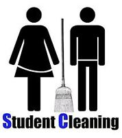 Student cleaning and maintenance for Queens and St Lawrence