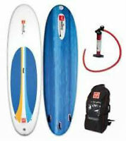 Red Paddle,10'6 Inflatable Stand Up Paddleboard SUP