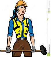 Looking for Student labourer