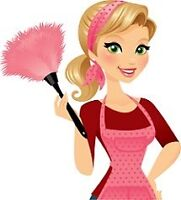 Now Hiring residential cleaning lady