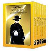Disney Zorro DVD
