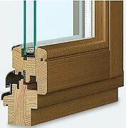 Holzfenster Meranti