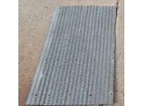 Used Corrugated Tin