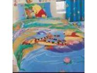 winnie the pooh single bed set