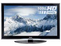 40 Toshiba 1080p Full HD, Freeview, 4x hdmi slots, 2x scarts and 1x usb input