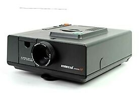 Diamator slide projector