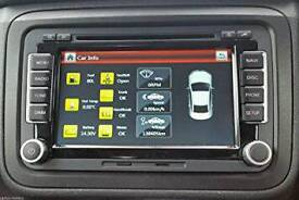 "VW RNS 510 STYLE HD 7"" HD SCREEN"