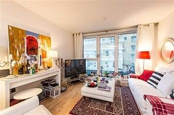 Desirable One Bed In Contemporary Oyster Wharf Battersea
