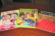 Knitting Book Lot