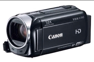 Canon Hd Digital Camcorder