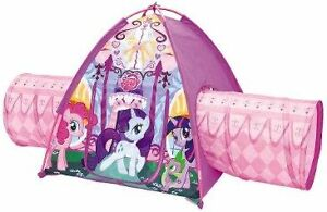 My Little Pony foldable kids tent