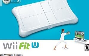 New in Box Wii Fit U Bundle
