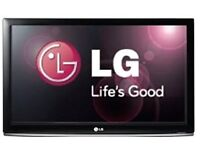LG 32 INCH HD LCD TV, FREEVIEW, USB, REMOTE, TILT BRACKET. *BARGAIN* IMACULATE CON!!